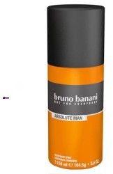 Bruno Banani Absolute Man dezodorant 150ml