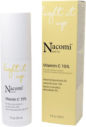 Nacomi Next Level Serum z witaminą C 15 % 30 ml