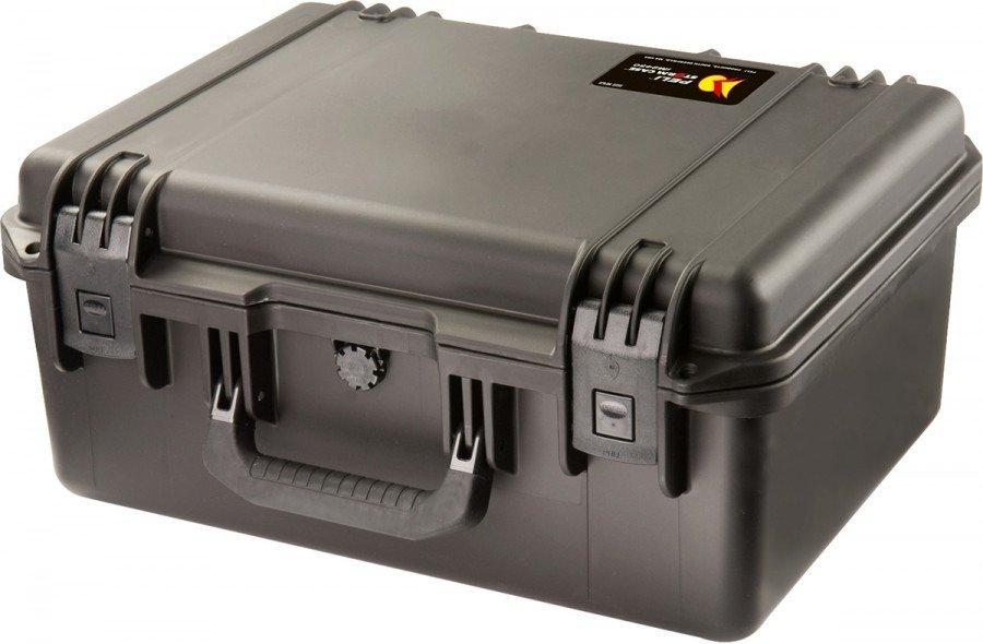 Peli IM2450 bez gąbki - wodoodporna, pancerna skrzynia transportowa