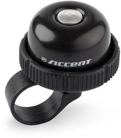 Dzwonek Accent Roll czarny