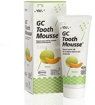GC Tooth Mousse Melon - Płynne szkliwo bez fluoru o smaku Melona 35 ml