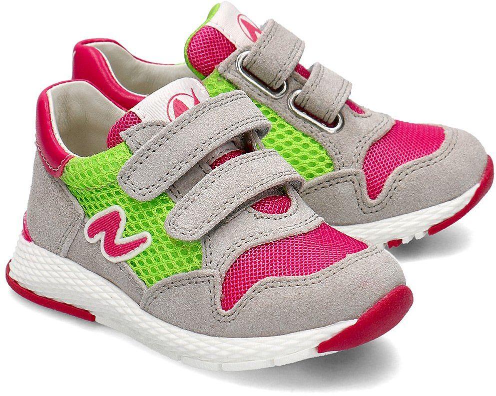 Naturino Sammy - Sneakersy Dziecięce - 0012014900.01.1B79 - Szary