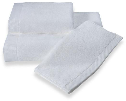 Ręcznik kąpielowy MICRO COTTON 75x150cm Biały