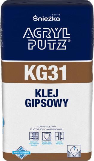 ŚNIEŻKA Acryl-Putz KG31 Klej Gipsowy