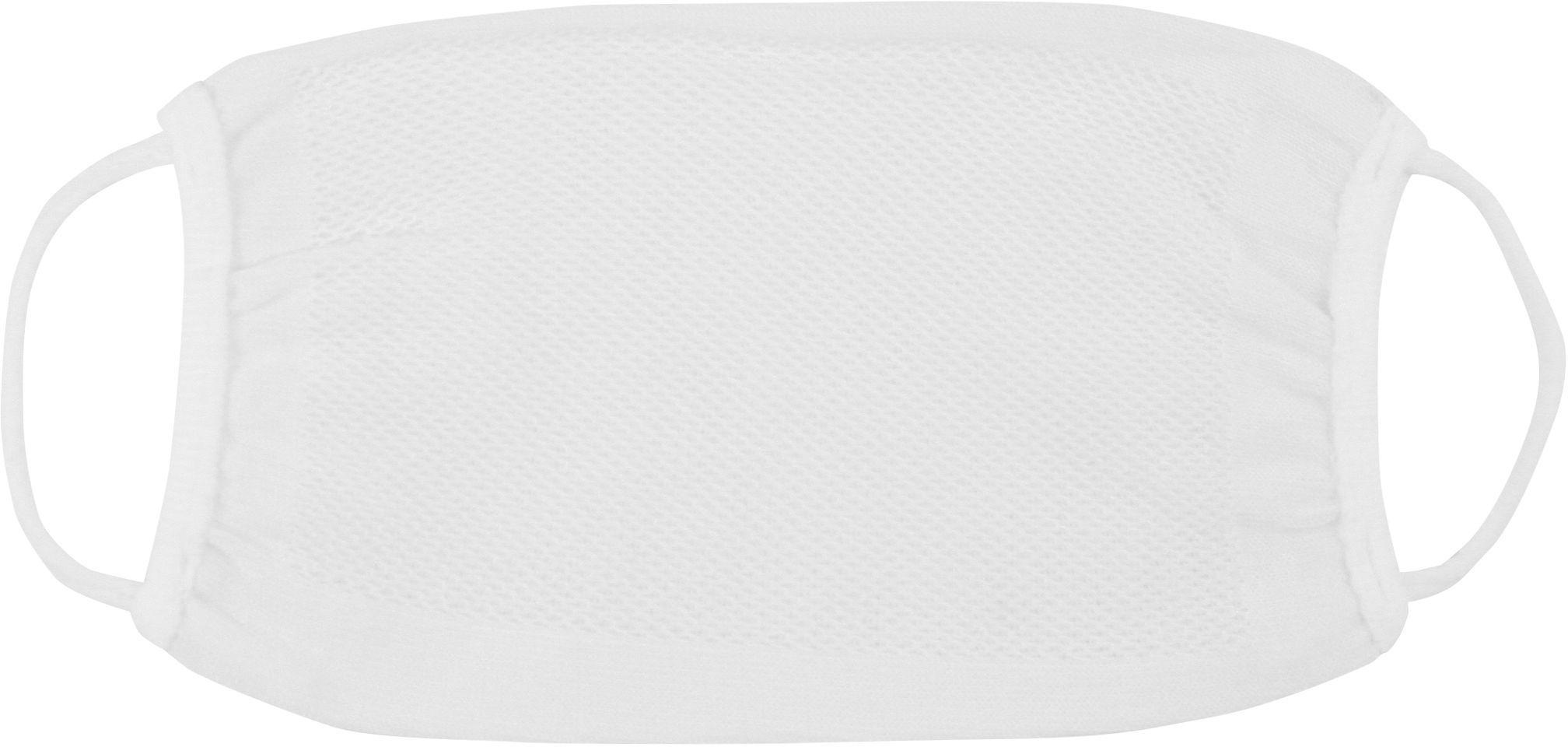 Biała Maseczka Ochronna na Twarz -STEVEN- Wielorazowa, Dwuwarstwowa, Uniwersalna, Antywirusowa MASSTVN000131