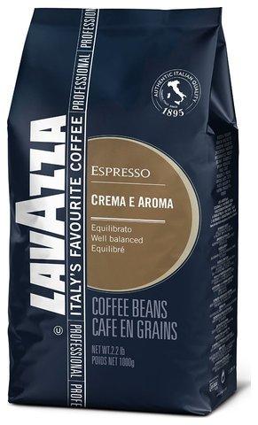 Kawa ziarnista Lavazza Espresso Crema e Aroma 1kg