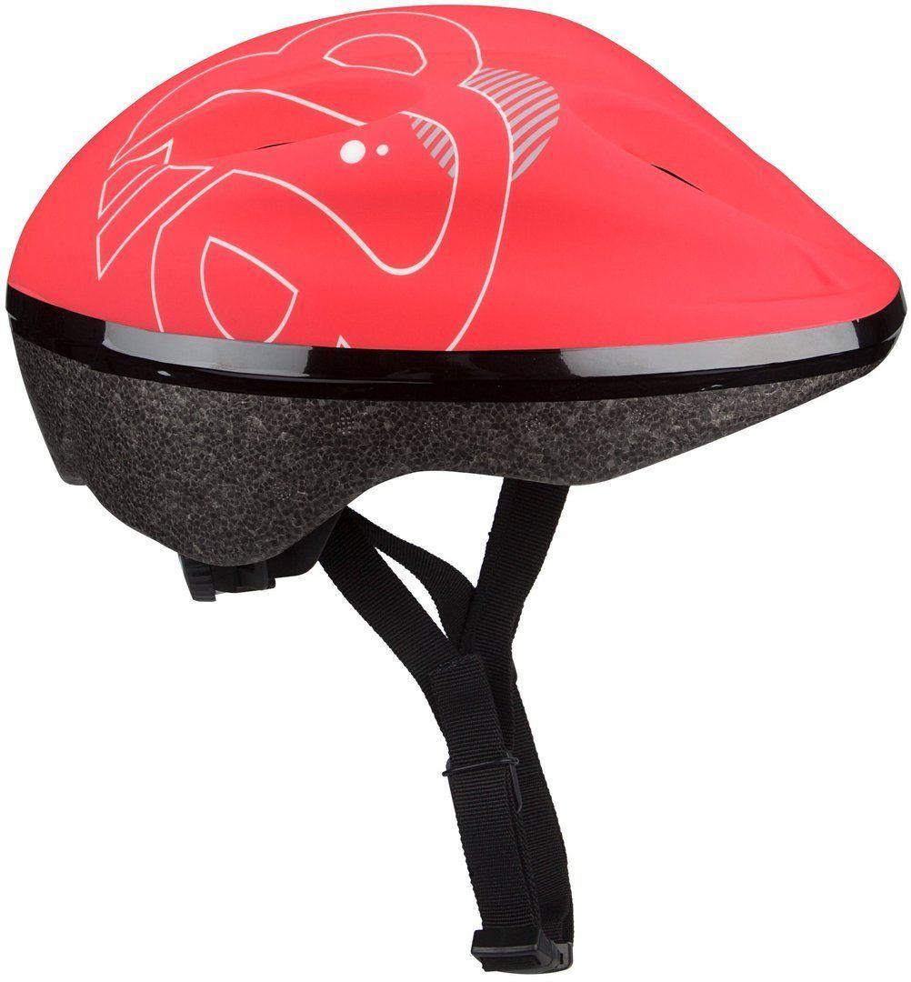 Kask rowerowy dla dzieci Raging Red Nijdam 52-56cm