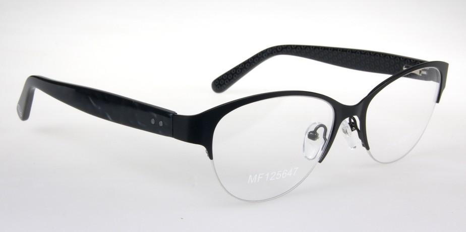Oprawki okularowe Lorenzo MF125647 c3- czarny