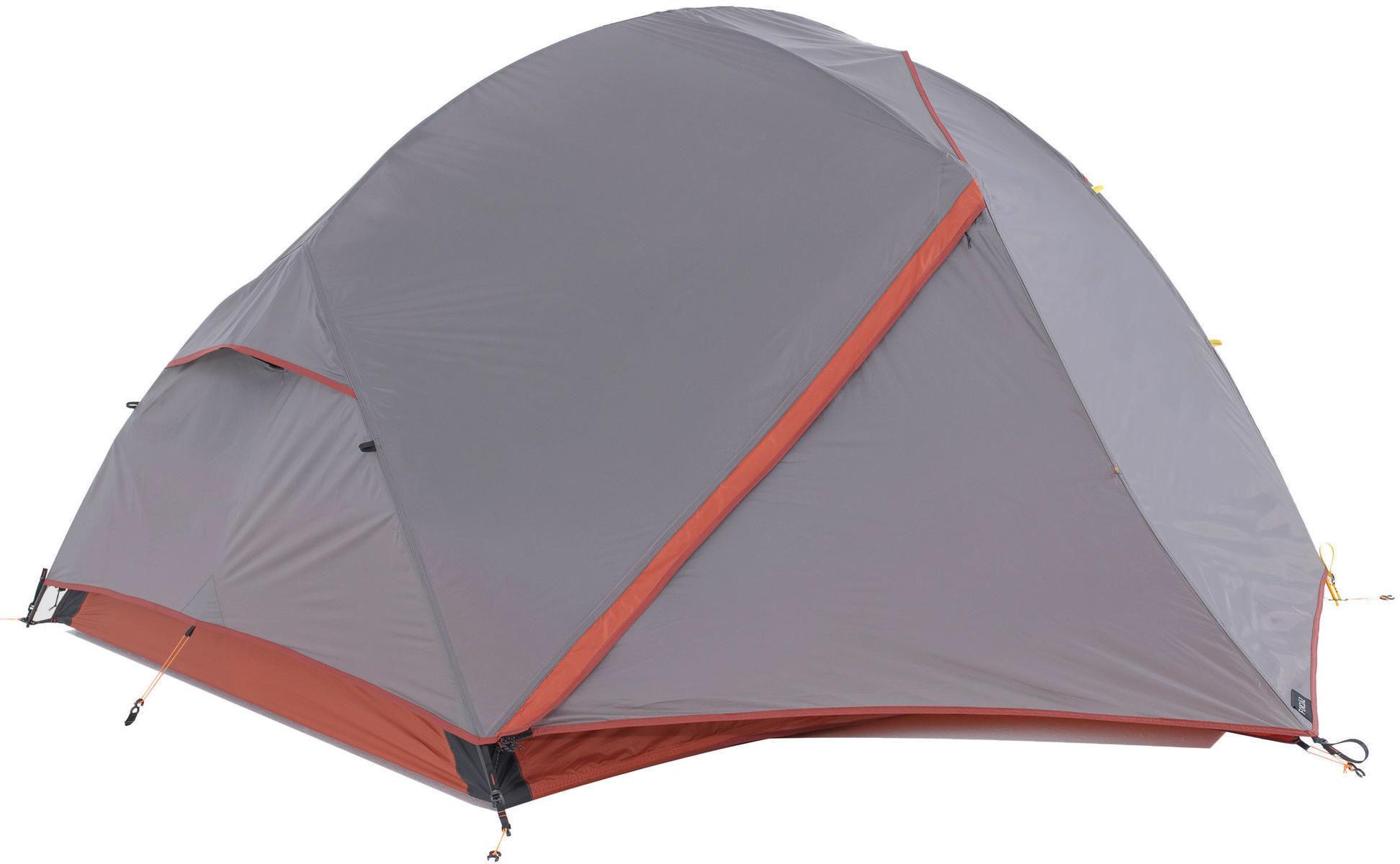 Namiot kopułowy samonośny 3-sezonowy - TREK 900 3-osobowy