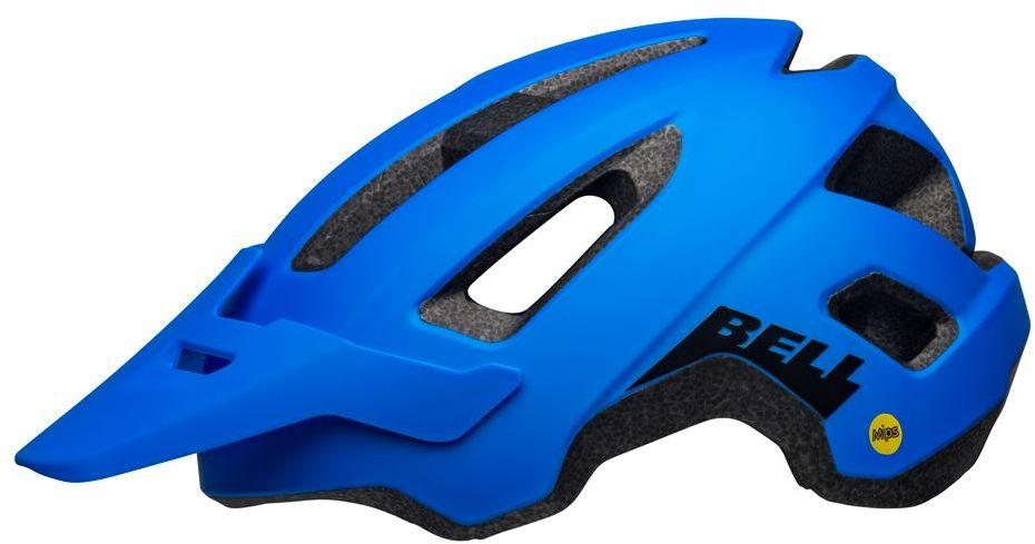 BELL kask rowerowy mtb NOMAD INTEGRATED MIPS matte blue black BEL-7128254 Rozmiar: 53-60,BEL-7128254
