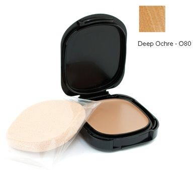 Shiseido Advanced Hydro-Liquid Compact (Refill) Flawles, Radiant Coverage Foundation O80 Deep Ochre podkład w kompakcie (wkład) - 12g Do każdego zamówienia upominek gratis.