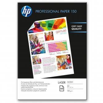 HP CG965A Professional Glossy Laser Photo Paper, papier fotograficzny, błyszczący, biały, A4, 150 g/m2, 150 szt.