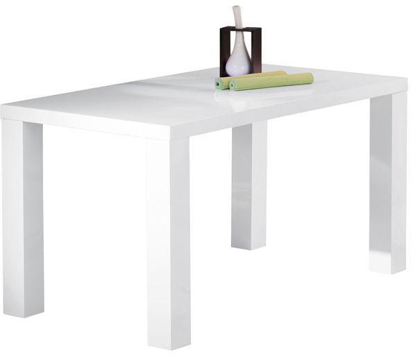Stół RONALD 120x80 biały  Kupuj w Sprawdzonych sklepach