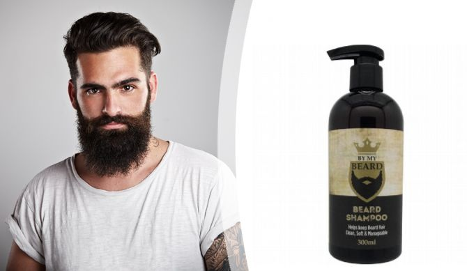 By My Beard Szampon Do Brody 300 ml