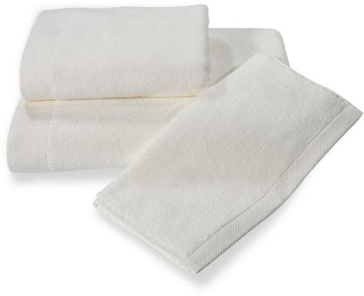 Ręcznik kąpielowy MICRO COTTON 75x150cm Śmietankowy
