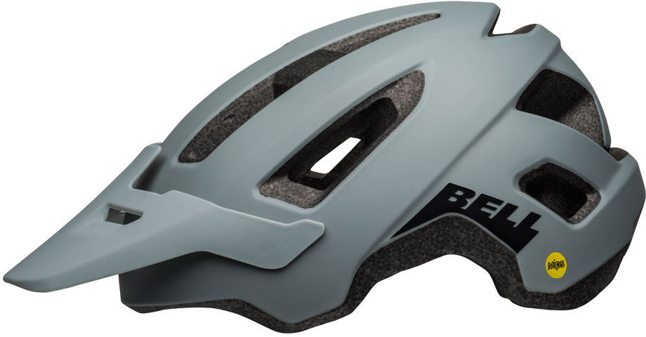 BELL kask rowerowy mtb NOMAD INTEGRATED MIPS matte gray black BEL-7128257 Rozmiar: 53-60,BEL-7128257