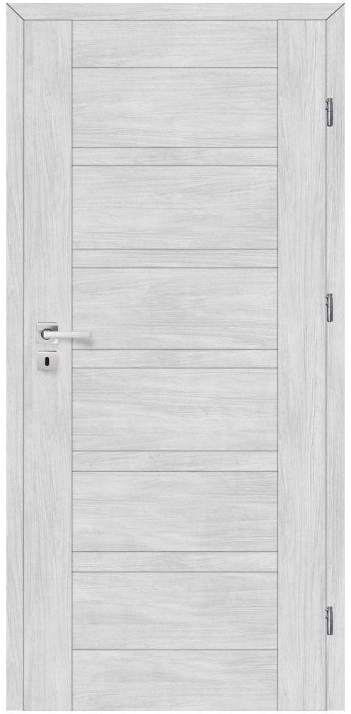 Skrzydło drzwiowe ETNA Dąb arctic 80 Prawe ARTENS