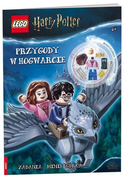 Lego Harry Potter Przygody w Hogwarcie ZAKŁADKA DO KSIĄŻEK GRATIS DO KAŻDEGO ZAMÓWIENIA