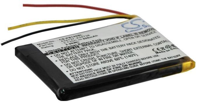 Philips GoGear SA6145 / 978733201021 800mAh 2.96Wh Li-Polymer 3.7V (Cameron Sino)