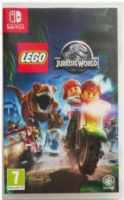 Lego Jurassic World NS Używana
