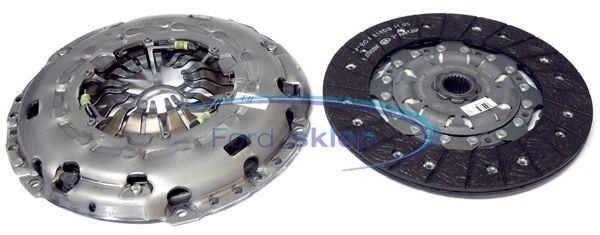komplet sprzęgła Ford - 2,0 TDCI / 1495936 - regenerowane