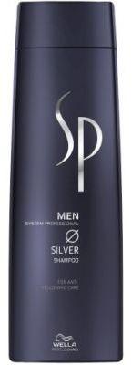 Sp Men Silver Shampoo - do włosów siwych i szpakowatych 250ml