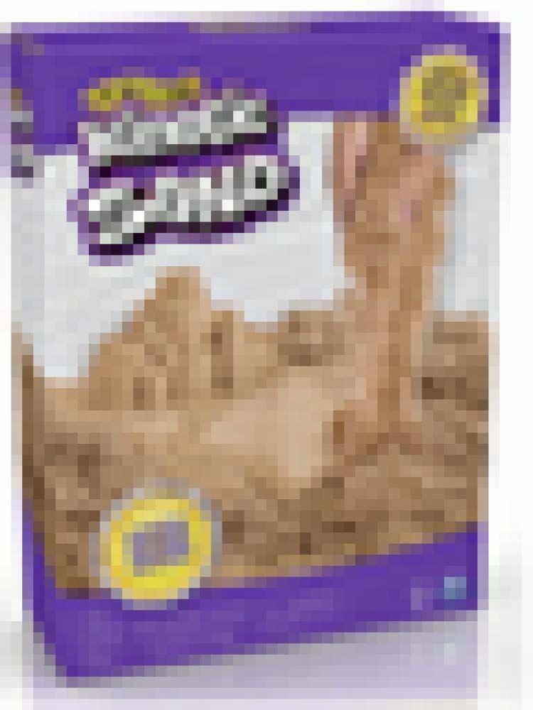 Kinetic Sand 6060997 - Brązowy Piasek Kinetyczny Do Kreatywnej Zabawy (2.5Kg) ,4.0 Liczyć