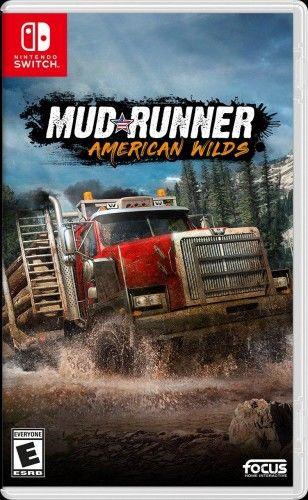 MudRunner American Wilds NS Używana