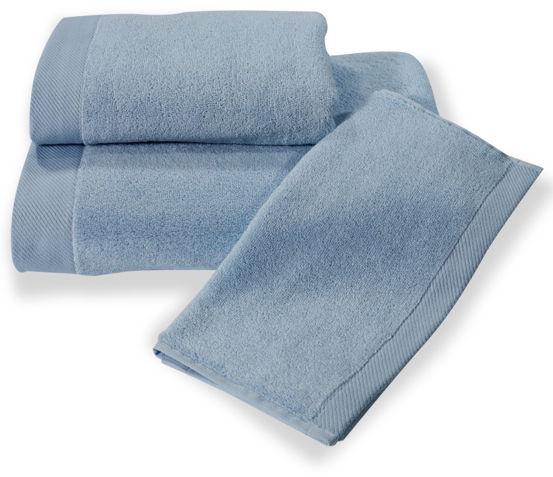 Ręcznik kąpielowy MICRO COTTON 75x150cm Jasnoniebieski