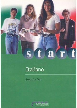 Start Italiano-książka