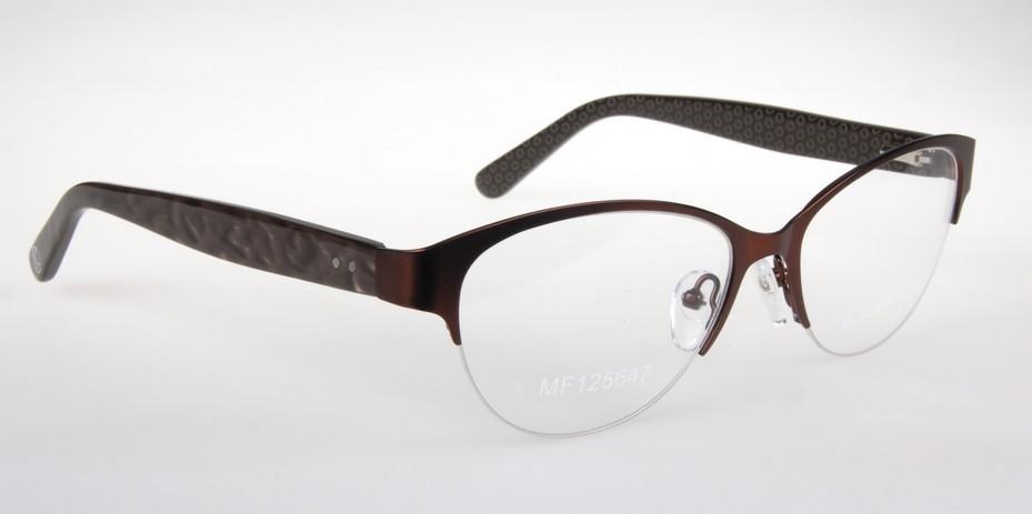 Oprawki okularowe Lorenzo MF125647 c2 brąz