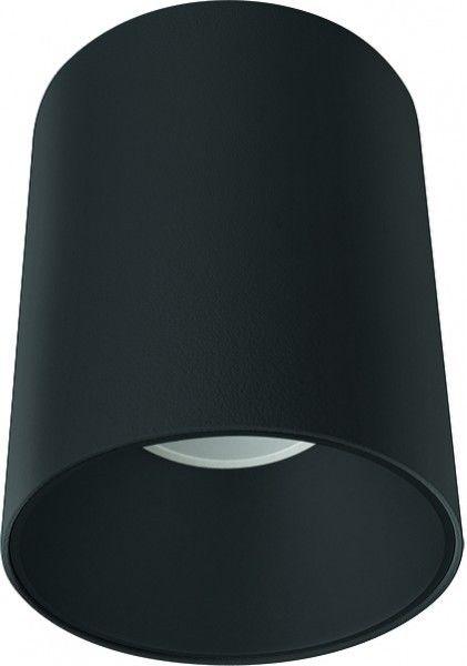 Tuba natynkowa czarna GU10 Eye Tone nowoczesna 8930 - Novodworski Do -17% rabatu w koszyku i darmowa dostawa od 299zł !