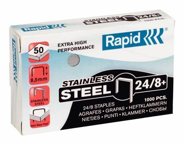 Zszywki RAPID SUPER STRONG 24/8+ 5000 szt. - X08291