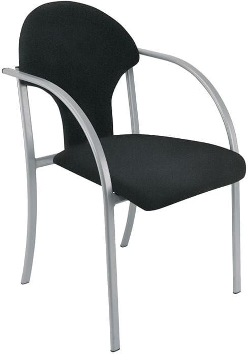 Krzesło VISA - do poczekalni i sal konferencyjnych, konferencyjne, na nogach, stacjonarne