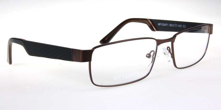 Oprawki okularowe Lorenzo MF125471 c2 brąz
