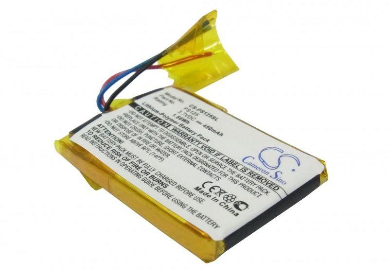 Philips GoGear SA3115 450mAh 1.67Wh Li-Polymer 3.7V (Cameron Sino)