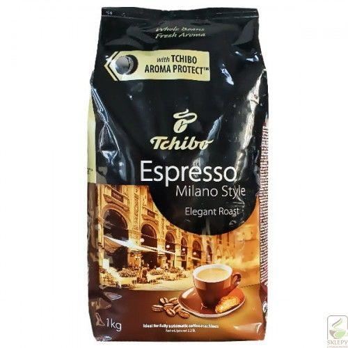 Tchibo Espresso Milano Style 1 kg kawa ziarnista
