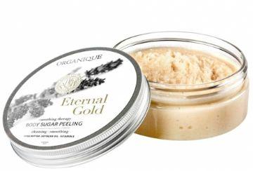 Eternal Gold peeling cukrowy Organique