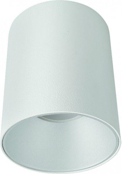Tuba natynkowa Eye Tone biała GU10 nowoczesna 8925 - Novodworski Do -17% rabatu w koszyku i darmowa dostawa od 299zł !