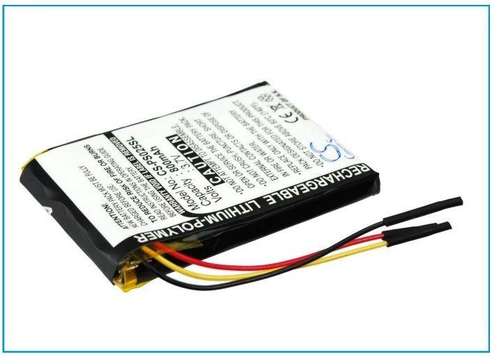Philips GoGear SA6015 800mAh 2.96Wh Li-Polymer 3.7V (Cameron Sino)