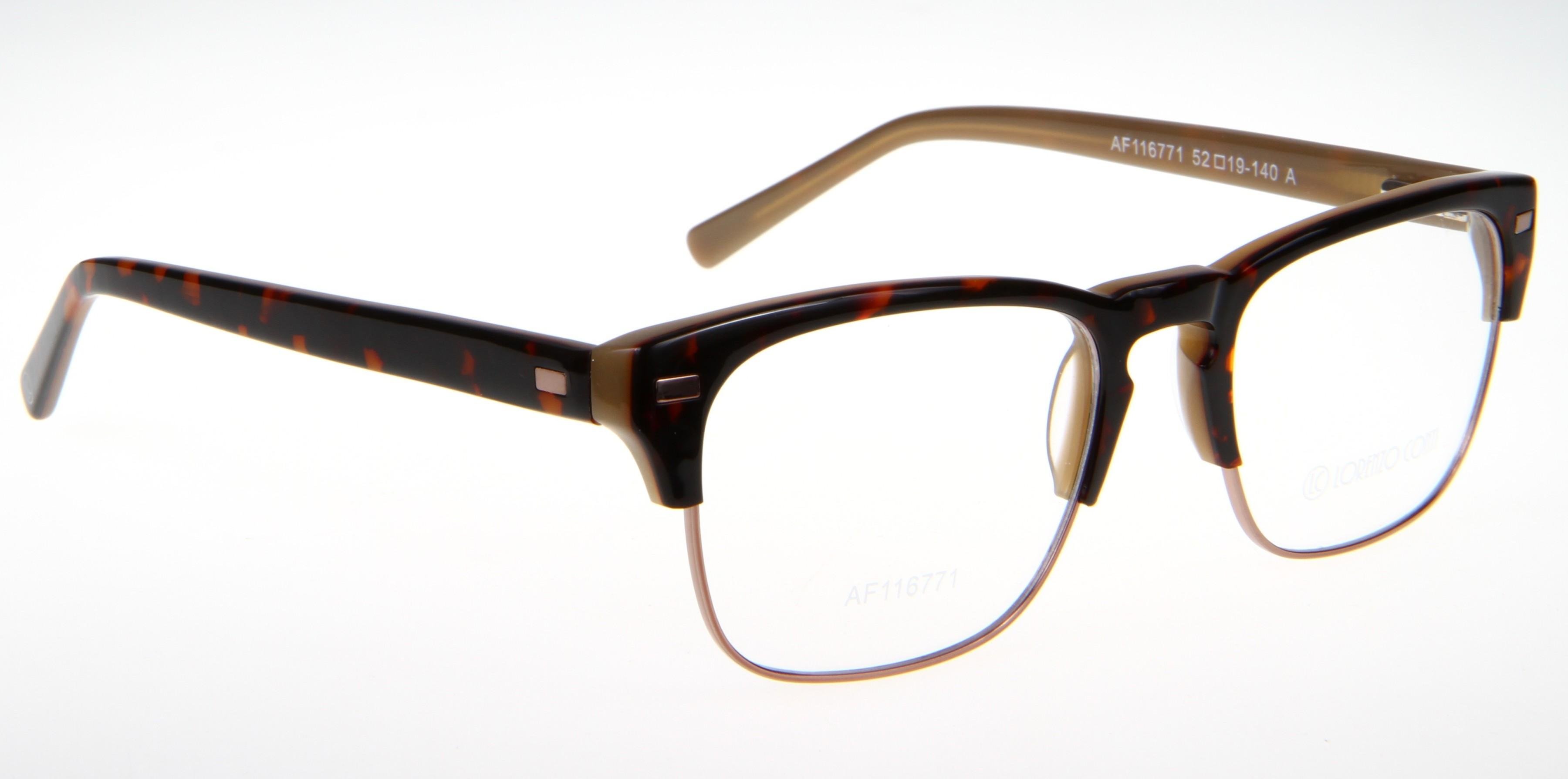 Oprawki okularowe Lorenzo AF116771 col. A brązowy