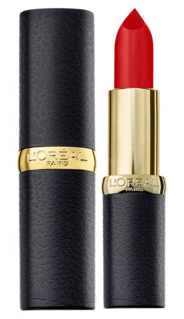 LOréal Paris Color Riche Matte szminka nawilżająca z matowym wykończeniem odcień 344 Retro Red 3,6 g