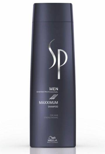 SP Men Maxximum - szampon wzmacniający włosy 250ml