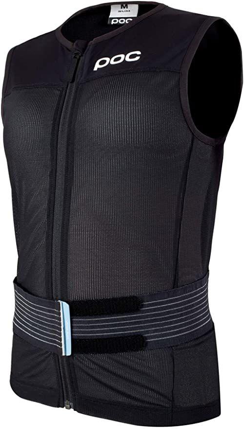POC Damski ochraniacz na plecy Spine Vpd Air Wo Vest, Uranium Black, Small Regular, PC204601002SMR1