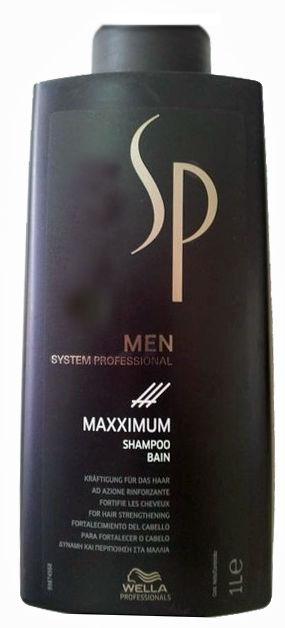SP Men Maxximum - szampon wzmacniający włosy 1000ml