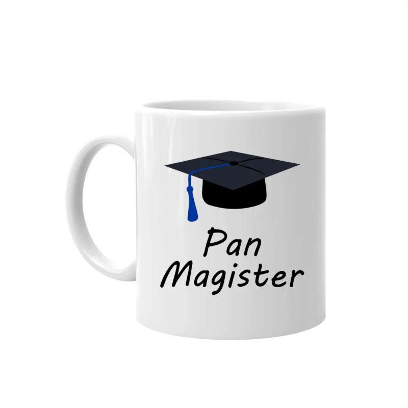 Pan magister - kubek z nadrukiem