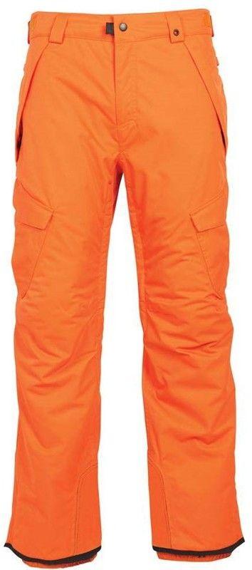spodnie 686 - Infinity Insl Cargo Pant Solar Orange (SLRO)