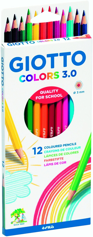 Giotto 2766 00 Colors 3.0 kredka