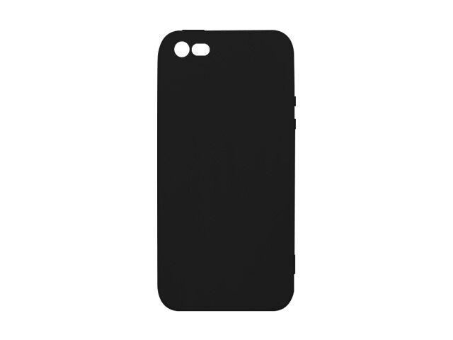 Apple iPhone 5S - zaprojektuj etui Soft Flex - czarny