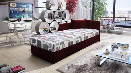 Łóżko młodzieżowe polo 80x200 wersja 3